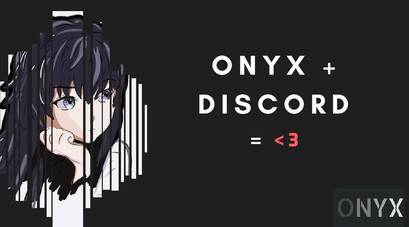 Onyx Discord Bot